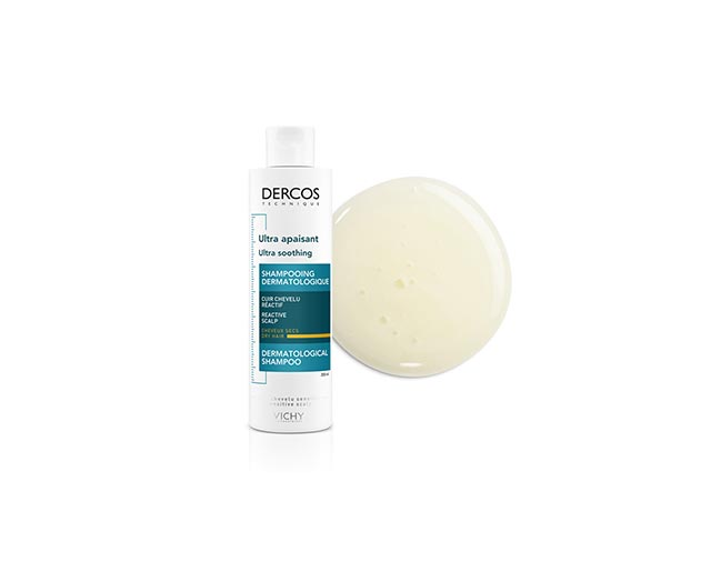 DERCOS TECHNIQUE - ULTRA APAISANT Cheveux Secs