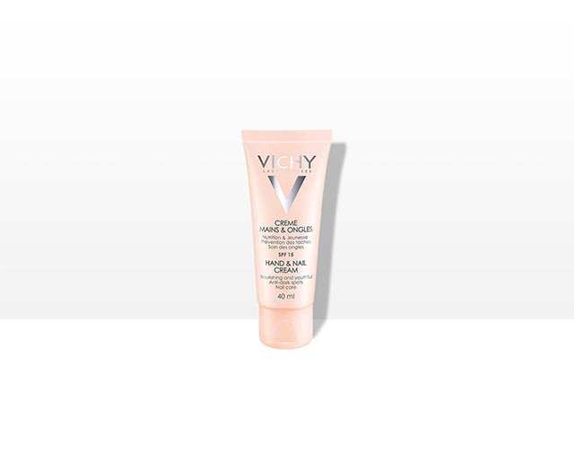 IDEAL BODY - Crème Mains et Ongles SPF 15