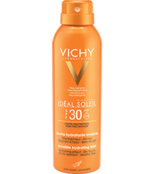 IDEAL SOLEIL - Brume hydratante invisible SPF 30