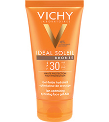 IDEAL SOLEIL - Gel Bronze SPF 30