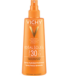 IDEAL SOLEIL - Spray SPF 30