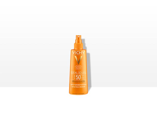IDEAL SOLEIL - Spray SPF 50+