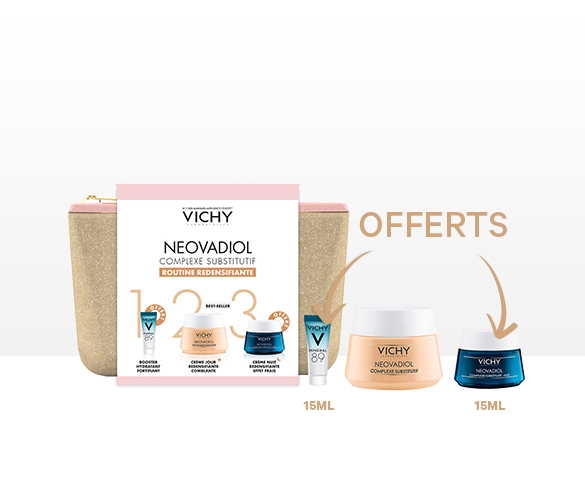 NEOVADIOL - Trousse Neovadiol Complexe Substitutif - Routine redensifiante