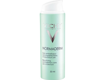 NORMADERM - SOIN EMBELLISSEUR ANTI-IMPERFECTIONS HYDRATATION 24H