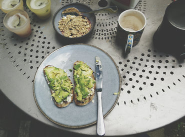 avocado toast, avocat, food
