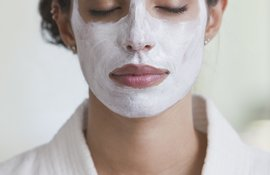 3 moments pour faire un masque visage