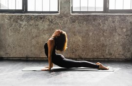 yoga exercices matin