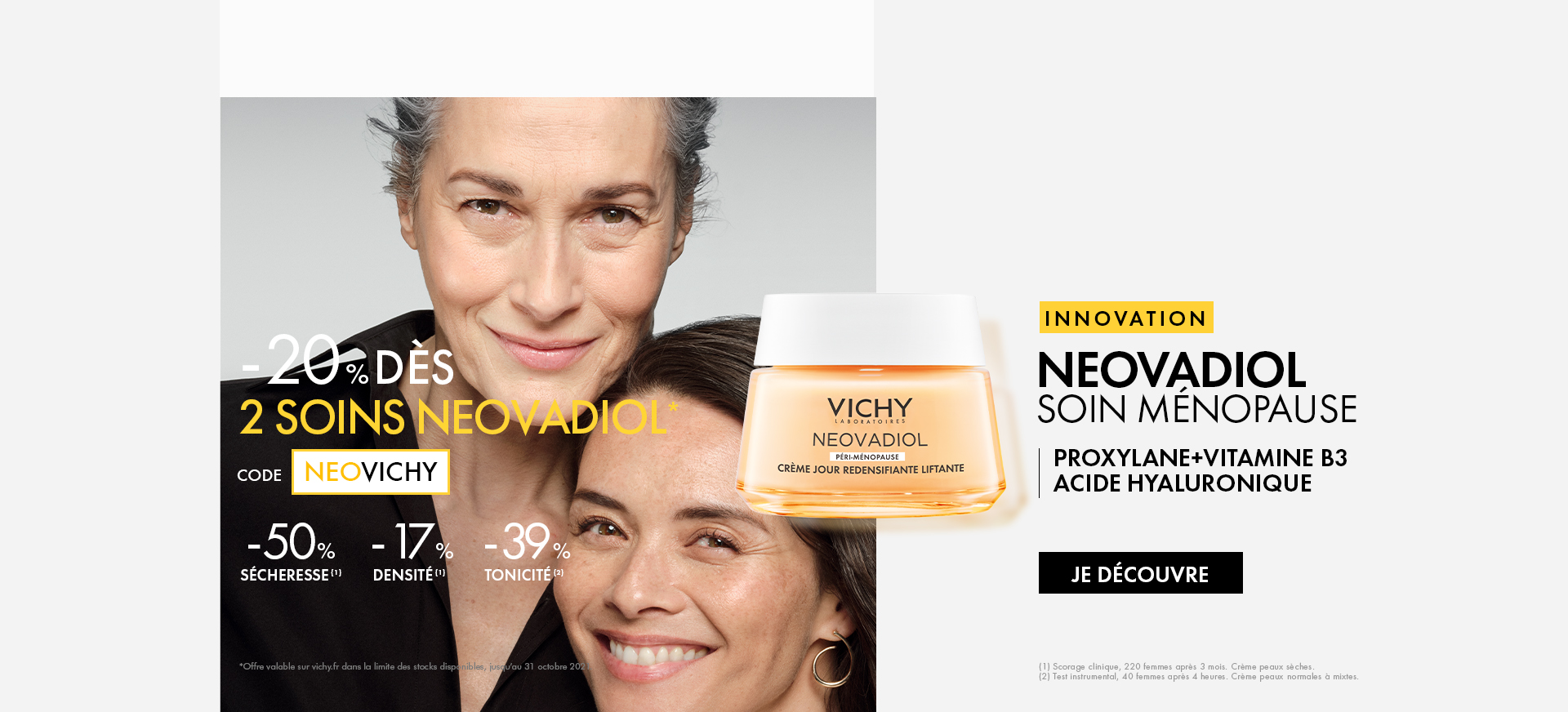 NEOVADIOL CAMPAGNE OCT 21