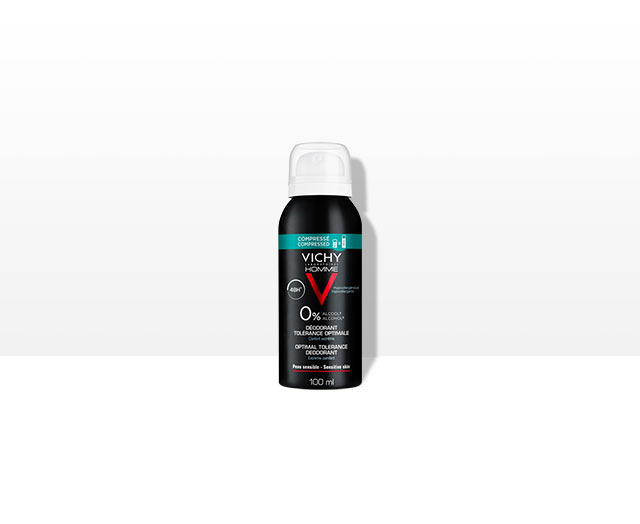 VICHY HOMME - Déodorant 48H Tolérance Optimale