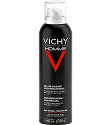 VICHY HOMME - GEL DE RASAGE - ANTI-IRRITATIONS