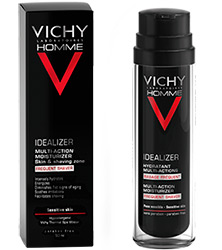 VICHY HOMME - IDEALIZER HYDRATANT MULTI-ACTIONS RASAGE FREQUENT